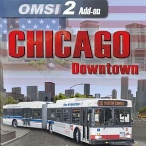 Comprar Omsi 2 Chicago Downtown Add-On CD Key Comparar Precios