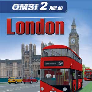 Comprar OMSI 2 London Add-On CD Key Comparar Precios