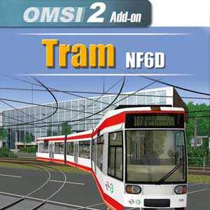 Comprar OMSI 2 Tram NF6D Essen Gelsenkirchen Add-On CD Key Comparar Precios