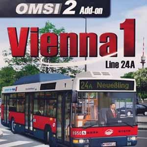 Comprar OMSI 2 Vienna 1 Line 24A CD Key Comparar Precios
