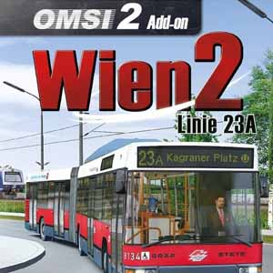 Comprar OMSI 2 Wien 2 Linie 23A Add-On CD Key Comparar Precios