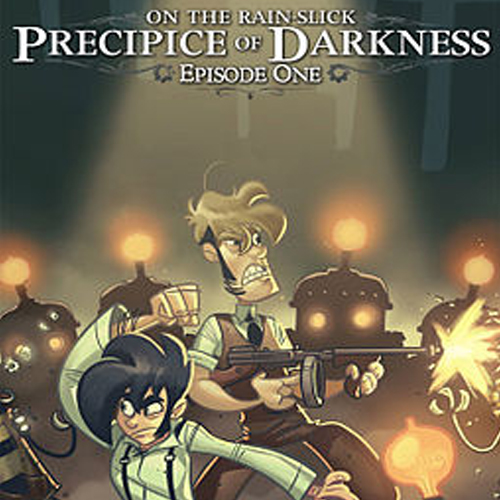 Comprar On the Rain-Slick Precipice of Darkness Episode One CD Key Comparar Precios