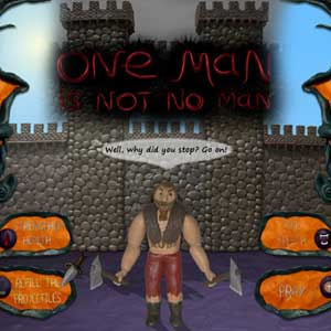 Comprar One Man Is Not No Man CD Key Comparar Precios