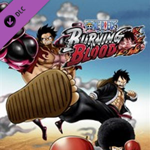 One Piece Burning Blood Luffy Pack