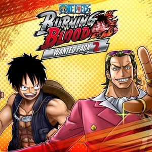 ONE PIECE BURNING BLOOD Wanted Pack 2