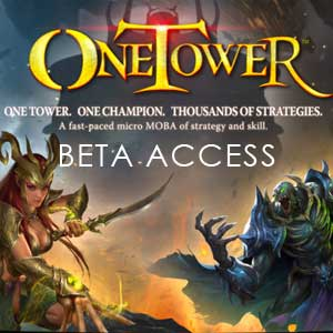 Comprar One Tower Beta Access CD Key Comparar Precios