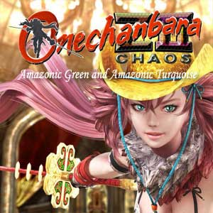 Comprar Onechanbara Z2 Chaos Amazonic Green and Amazonic Turquoise CD Key Comparar Precios