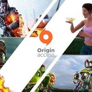 Comprar Origin Access PC 1 Mes Membership Código Comparar Precios