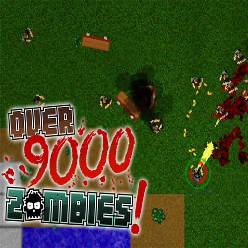 Comprar Over 9000 Zombies CD Key Comparar Precios