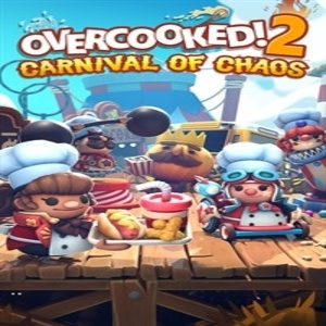Comprar Overcooked 2 Carnival of Chaos Xbox Series Barato Comparar Precios
