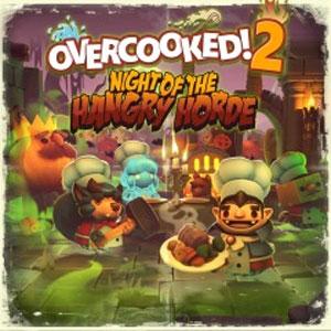 Comprar Overcooked 2 Night of the Hangry Horde Nintendo Switch Barato comparar precios