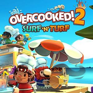Comprar Overcooked 2 Surf n Turf Nintendo Switch Barato comparar precios