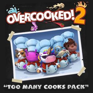 Comprar Overcooked 2 Too Many Cooks Pack Xbox One Barato Comparar Precios