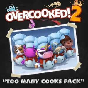 Overcooked 2 Too Many Cooks Pack