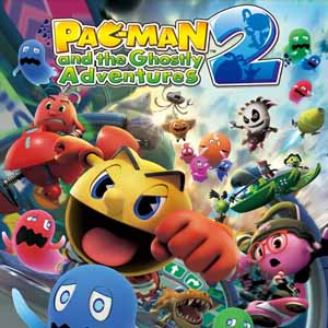 Comprar Pac-Man and the Ghostly Adventures 2 Nintendo Wii U Descargar Código Comparar precios