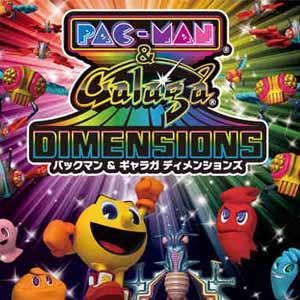 Comprar Pac-Man & Galaga Dimensions Nintendo 3DS Descargar Código Comparar precios