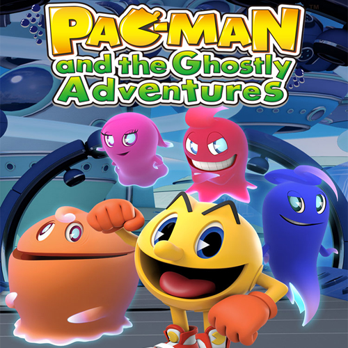 PAC MAN Ghostly Adventures
