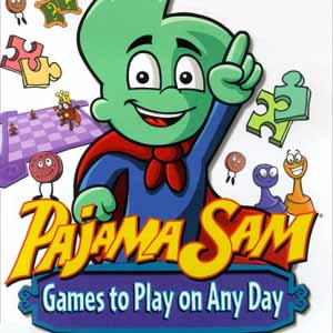 Pajama Sam Games to Play on Any Day