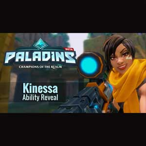 Comprar Paladins Viking Skin for Kinessa CD Key Comparar Precios
