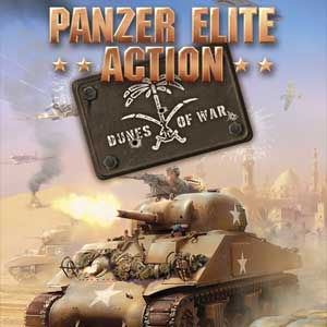 Comprar Panzer Elite Action Dunes of War CD Key Comparar Precios