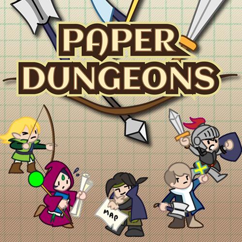 Comprar Paper Dungeons CD Key Comparar Precios