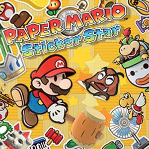 Comprar Paper Mario Sticker Star Nintendo 3DS Descargar Código Comparar precios