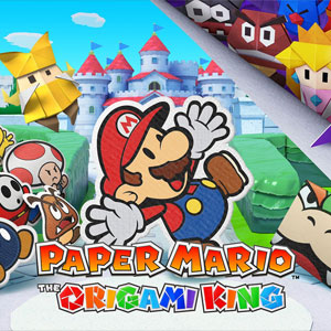 Comprar Paper Mario The Origami King Nintendo Switch Barato comparar precios
