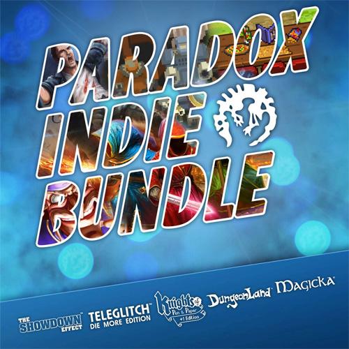 Comprar Paradox Indie Bundle CD Key Comparar Precios