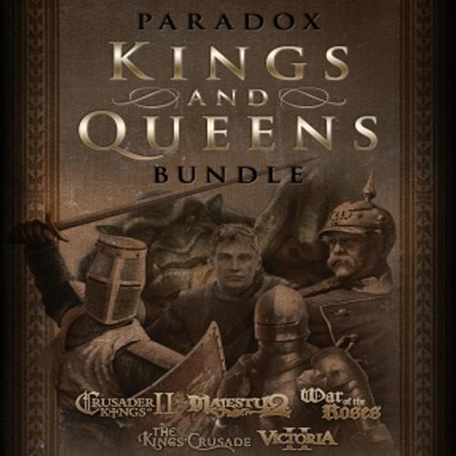 Comprar Paradox Kings and Queens Bundle CD Key Comparar Precios