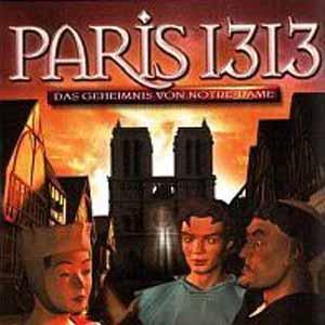 Comprar Paris 1313 The Mystery of NotreDame Cathedral CD Key Comparar Precios