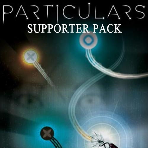 Comprar Particulars Supporter Pack CD Key Comparar Precios