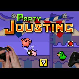 Party Jousting Zombie Pack