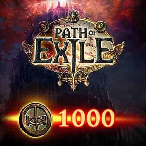 Comprar Path Of Exile 1000 Puntos Tarjeta Prepago Comparar Precios
