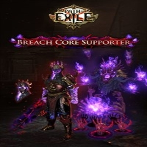 Path of Exile Breach Core Supporter Pack