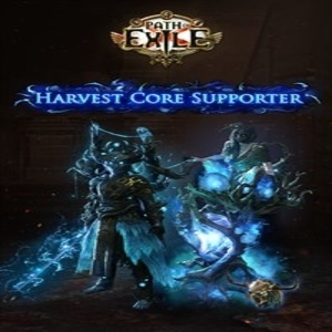 Path of Exile Harvest Core Supporter Pack