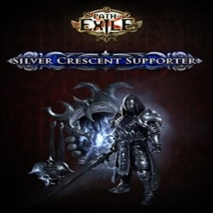 Path of Exile Silver Crescent Supporter Pack