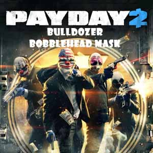 Comprar PAYDAY 2 Bulldozer Bobblehead Mask CD Key Comparar Precios