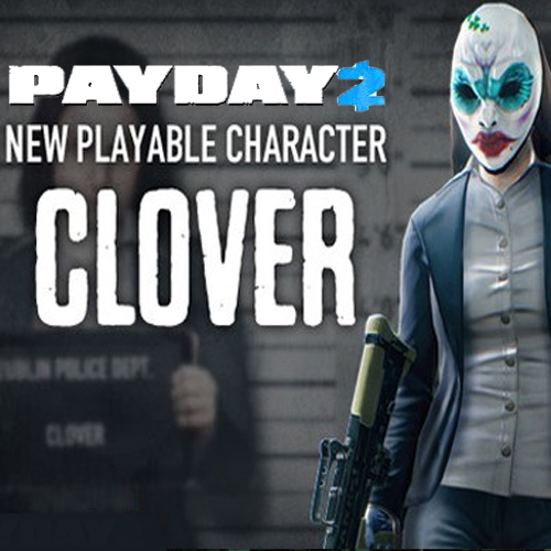PAYDAY 2 Clover Character Pack Digital Download Price Comparison