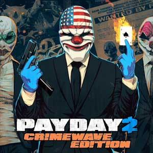 Comprar Payday 2 Crimewave Edition Ps4 Code Comparar Precios