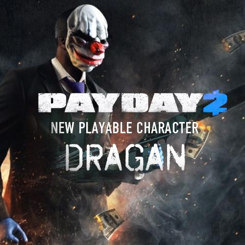 Comprar PAYDAY 2 Dragan Character Pack CD Key Comparar Precios