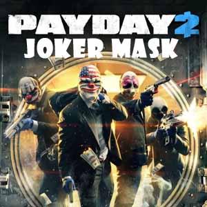 Comprar PAYDAY 2 E3 Joker Mask CD Key Comparar Precios