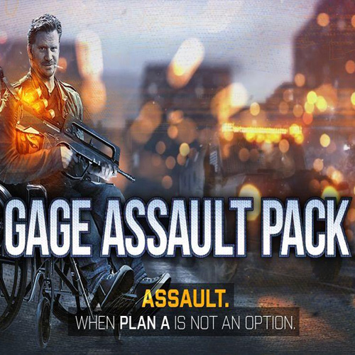 Comprar Payday 2 Gage Assault Pack CD Key Comparar Precios