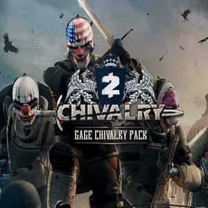 PAYDAY 2 Gage Chivalry Pack