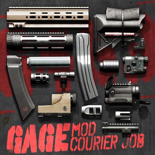 Comprar PAYDAY 2 Gage Mod Courier CD Key Comparar Precios