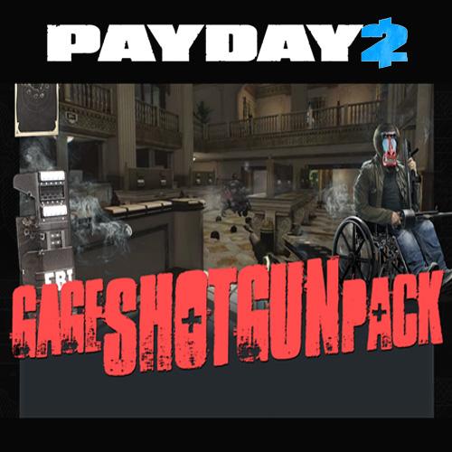 Comprar PAYDAY 2 Gage Shotgun Pack CD Key Comparar Precios