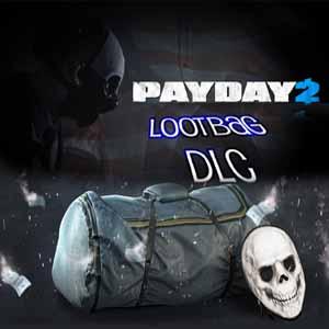 Comprar PAYDAY 2 Hardtime Lootbag PS4 Code Comparar Precios