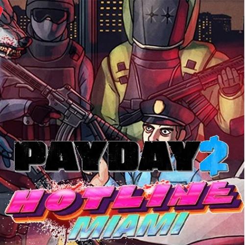 Comprar PAYDAY 2 Hotline Miami CD Key Comparar Precios