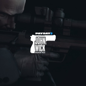 PAYDAY 2 John Wick Weapon Pack