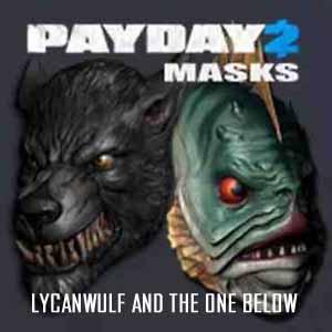 Comprar PAYDAY 2 Lycanwulf and The One Below Masks CD Key Comparar Precios