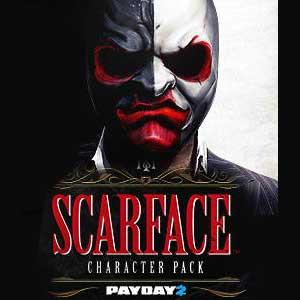 Comprar PAYDAY 2 Scarface Character Pack CD Key Comparar Precios